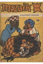 Az életmentő oroszlán (Mozaik 1982/1.) - Régikönyvek