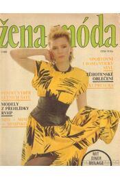 Zena móda 1988/7. - Kvechová, Vladimíra (szerk.) - Régikönyvek