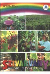 Szivárvány 2001. október V. évfolyam 8. szám - Régikönyvek