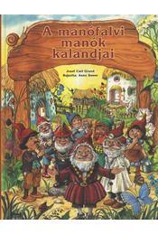 A manófalvi manók kalandjai - Régikönyvek