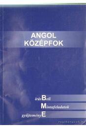 Angol középfok BME - Régikönyvek