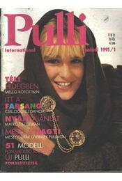 Pulli 1991/1. - Régikönyvek
