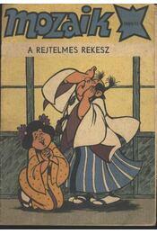 A rejtelmes rekesz (Mozaik 1989/11.) - Régikönyvek