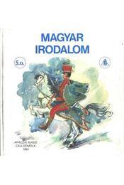 Magyar irodalom 5. o. - Régikönyvek