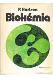 Biokémia - Régikönyvek
