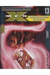 Újvilág X-MEN 13. 2006. október - Régikönyvek