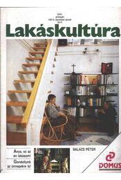Lakáskultúra 1991. év (teljes) - Régikönyvek