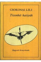 Tizenhét hattyúk - Régikönyvek