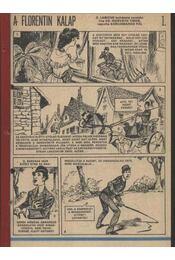 A florentin kalap ( Füles 1984. 7-20 szám 1-14. rész) - Régikönyvek