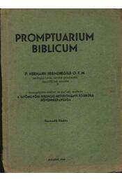 Promptuarium biblicum - Régikönyvek
