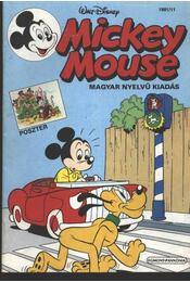 Mickey Mouse 1991/11 - Régikönyvek