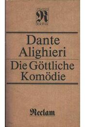 Die göttliche komödie - Régikönyvek