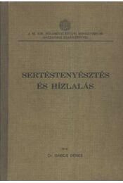 Sertéstenyésztés és hízlalás - Régikönyvek