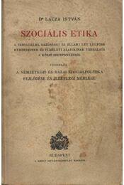 Szociális etika - Régikönyvek
