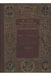 Indiánok és fehérek - Régikönyvek