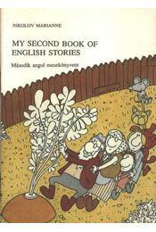 My second book of english stories - Régikönyvek