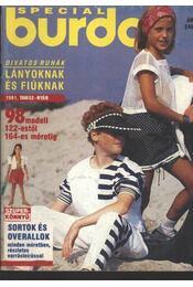 Special Burda 1991. tavasz-nyár - Régikönyvek