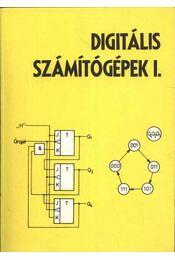 Digitális számítógépek I-II. kötet - Régikönyvek