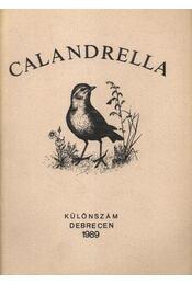 Calandrella - Régikönyvek