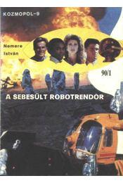 A sebesült robotrendőr 90/1 - Régikönyvek