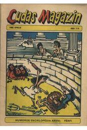 Ludas Magazin 1988. április - Régikönyvek