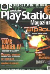 Play Station Magazin 1999. október - Régikönyvek