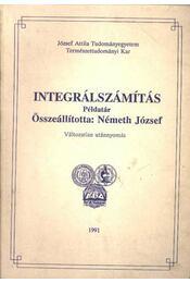 Integrálszámítás - Régikönyvek