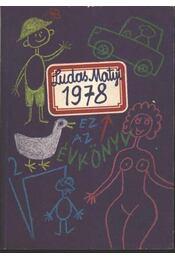 Ludas Matyi évkönyve 1978. - Régikönyvek