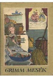 Grimm mesék - Régikönyvek