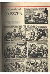 Odüsszeia I-II. rész - Régikönyvek