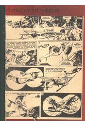 A megzavart vakáció (Füles 1971. 21-25. szám 1-5. rész) - Régikönyvek