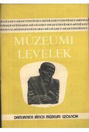 Múzeumi levelek 41-42. szám - Régikönyvek