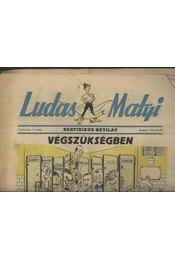 Ludas Matyi I. évf. (1945) 11., 13. szám - Régikönyvek