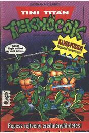 Tini Titán Teknőcök 1992/4. május 10. szám - Régikönyvek