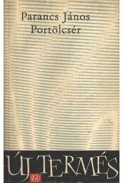 Portölcsér - Régikönyvek