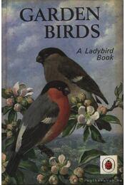 Garden Birds - Régikönyvek