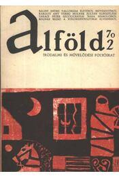 Alföld 1970/2. szám - Régikönyvek