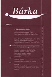 Bárka 2005/5 - Régikönyvek