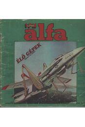 Alfa 1984. augusztus - Régikönyvek