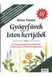 Gyógyfüvek Isten kertjéből - Régikönyvek
