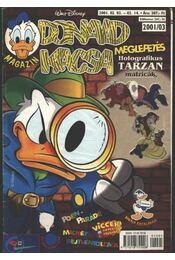 Donald Kacsa 2001/03 - Régikönyvek
