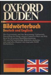 Oxford-Duden - Régikönyvek