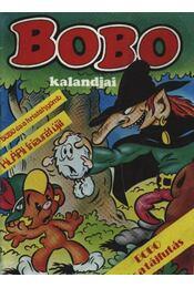 Bobo kalandjai (Bobo és a tájfutás) - Régikönyvek