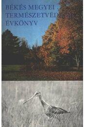 Békés megyei természetvédelmi évkönyv 1976. - Régikönyvek
