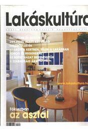 Lakáskultúra 2001/8. augusztus - Régikönyvek
