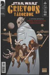 Star Wars 2005/4. 49. szám (Grievous tábornok) - Régikönyvek
