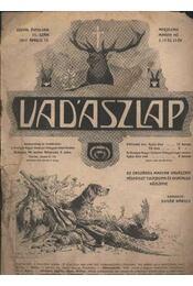 Vadászlap 1917. április 15. - Régikönyvek