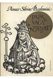 Pápa vagy zsinat? - Régikönyvek