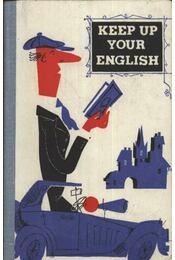Keep up your english - Régikönyvek