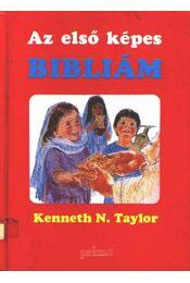 Az első képes Bibliám - Régikönyvek